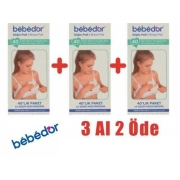 Bebedor - Bebedor Göğüs Pedi (3 Al 2 Öde)
