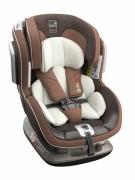 Kiwy - Kiwy SF012 Q-Fix 0-25 Kg. Bebek ve Çocuk Oto Koltuğu Kahverengi