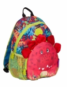 Okiedog - Okiedog Wildpack Çocuk Okul Sırt Çantası Junior Dinozor