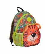 Okiedog - Okiedog Wildpack Çocuk Okul Sırt Çantası Junior Kaplan