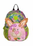 Okiedog - Okiedog Wildpack Çocuk Okul Sırt Çantası Junior Tavşan