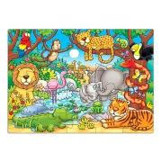 Orchard Toys - Orchard Toys Ormanda Kimler Var? Yapboz 3 Yaş +