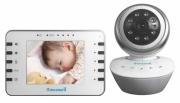 Weewell - Weewell WMV855 Dijital Bebek İzleme Cihazı 3,5 İnç LCD Ekran