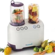 Weewell - Weewell WPF660 Petit Chef Mama Hazırlama Robotu Sterilizatör - Mama Isıtıcı - Blender - Buharlı Pişirici