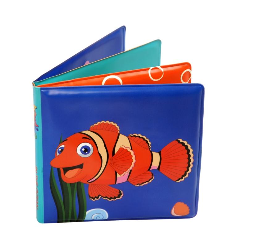 Bondigo - Bondigo Banyo Kitabı Okyanustaki Arkadaşlar